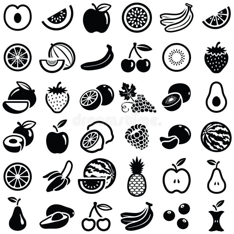 Φρούτα ελεύθερη απεικόνιση δικαιώματος