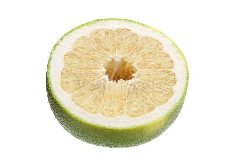Φρούτα Sweetie στο λευκό στοκ φωτογραφία με δικαίωμα ελεύθερης χρήσης