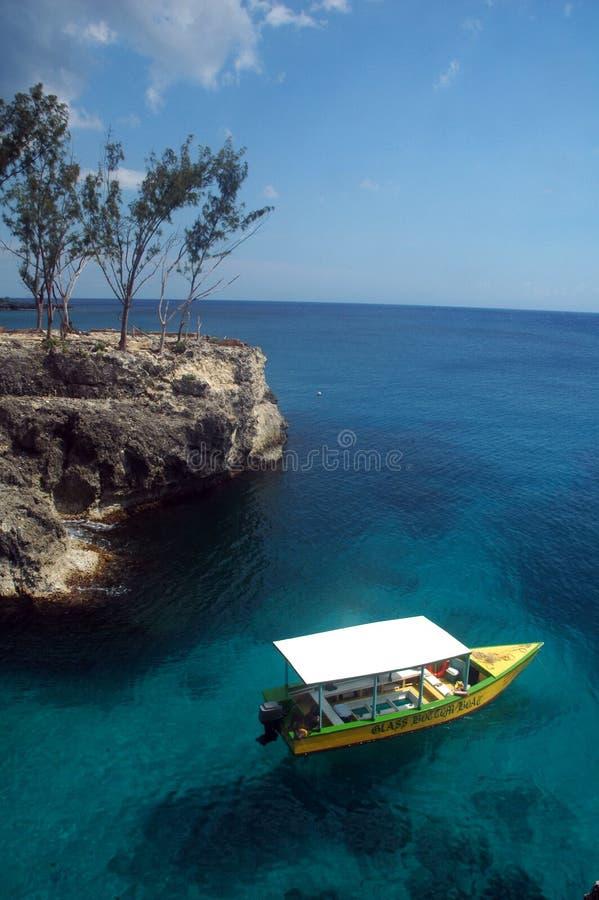 φταμένο βάρκα γυαλί στοκ φωτογραφία με δικαίωμα ελεύθερης χρήσης