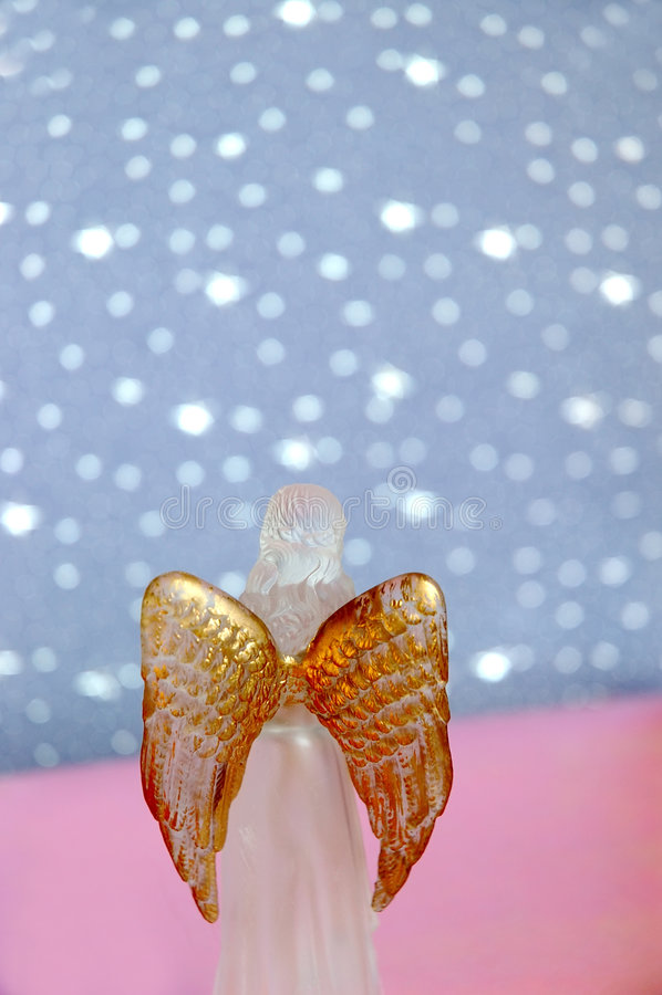 φτερά αγγέλου στοκ εικόνα με δικαίωμα ελεύθερης χρήσης