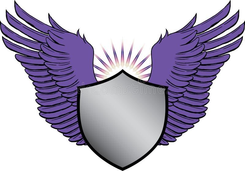 φτερά λόφων στοκ εικόνες