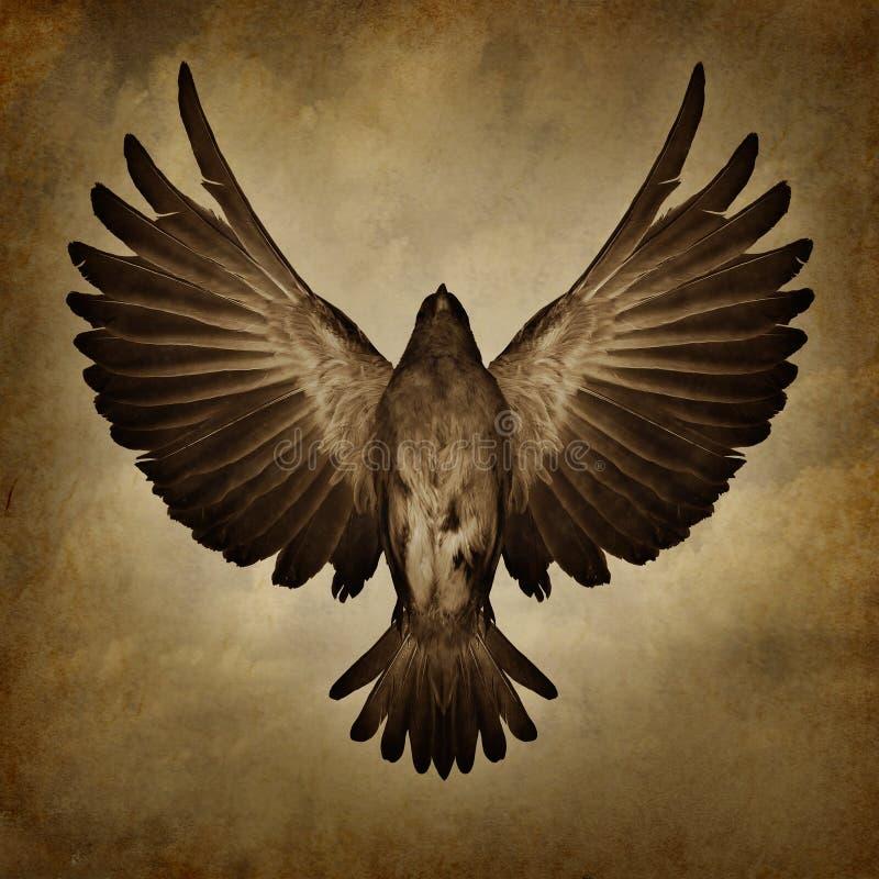 Φτερά της ελευθερίας απεικόνιση αποθεμάτων