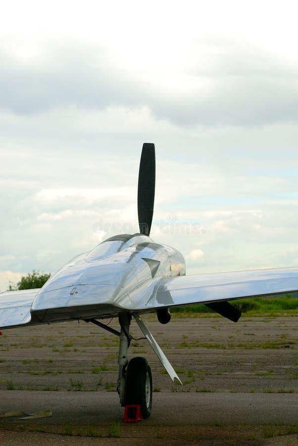 φτερό αεροσκαφών στοκ εικόνες με δικαίωμα ελεύθερης χρήσης