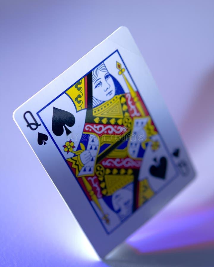 φτυάρια βασίλισσας στοκ φωτογραφία με δικαίωμα ελεύθερης χρήσης