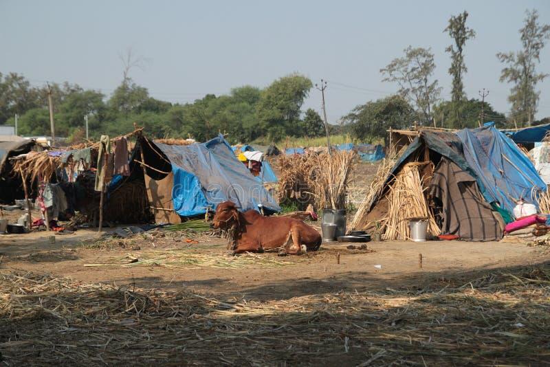 φτωχοί κατοικιών στοκ φωτογραφίες
