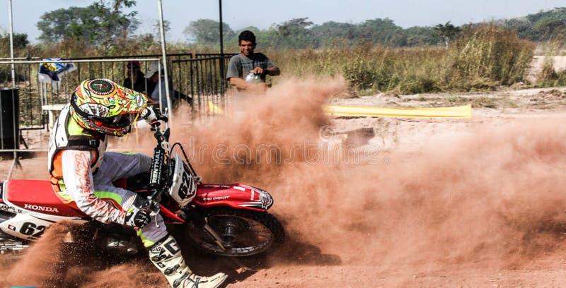 Φυλή μοτοκρός στο Ρίο ντε Τζανέιρο στοκ εικόνες με δικαίωμα ελεύθερης χρήσης