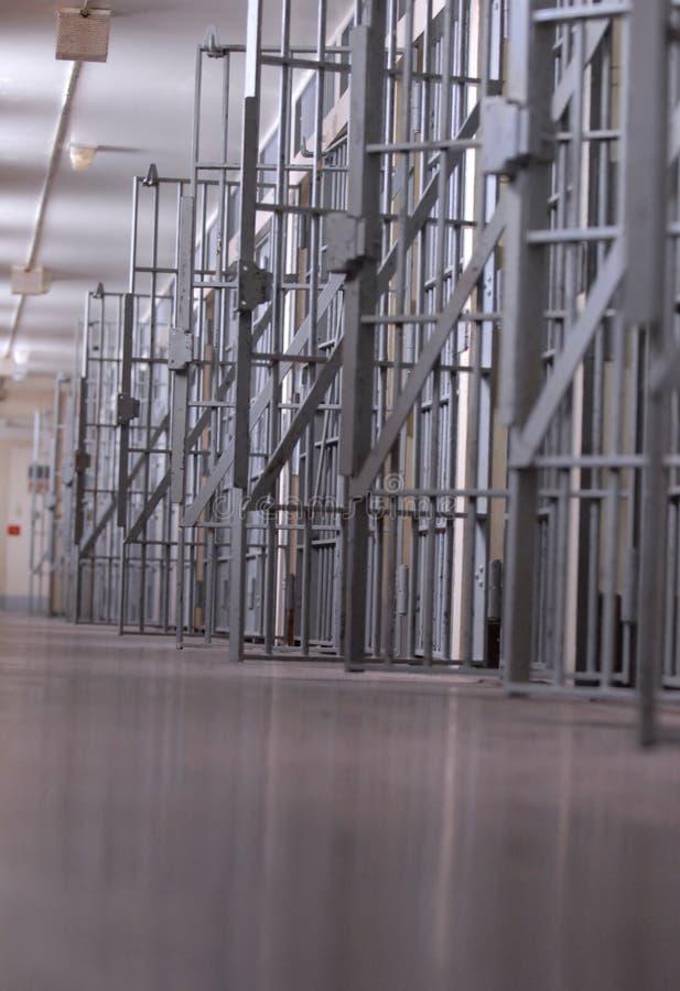 φυλακή φυλακών κυττάρων &omicr στοκ εικόνες με δικαίωμα ελεύθερης χρήσης