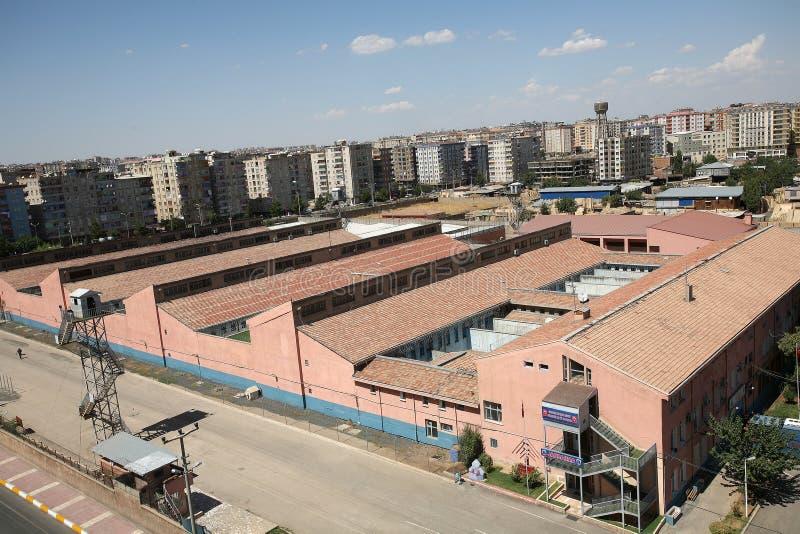 Φυλακή Bulding Diyarbakir στοκ εικόνες με δικαίωμα ελεύθερης χρήσης