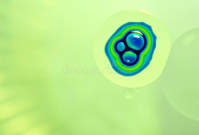 φυσαλίδες πράσινες στοκ φωτογραφίες με δικαίωμα ελεύθερης χρήσης