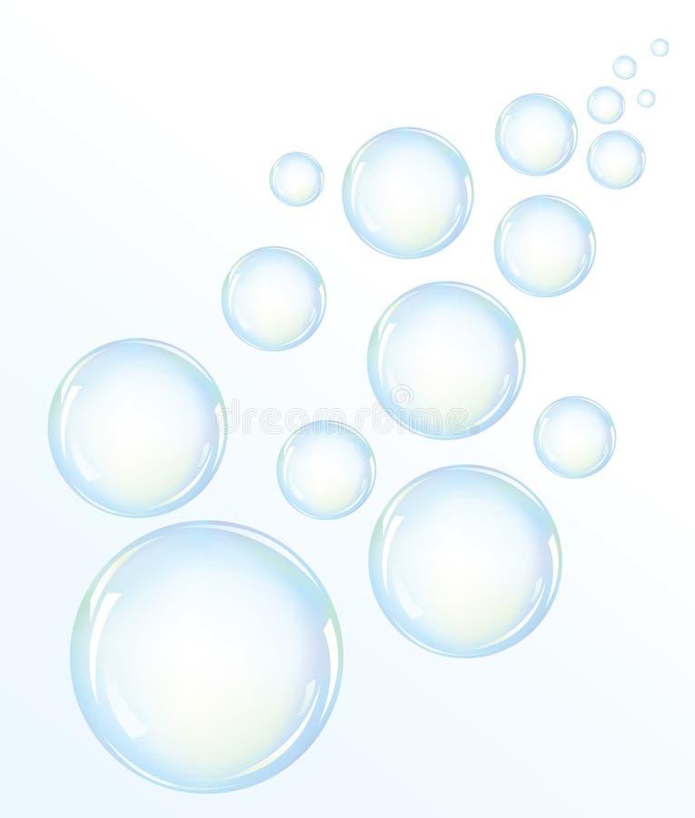 φυσαλίδες απεικόνιση αποθεμάτων
