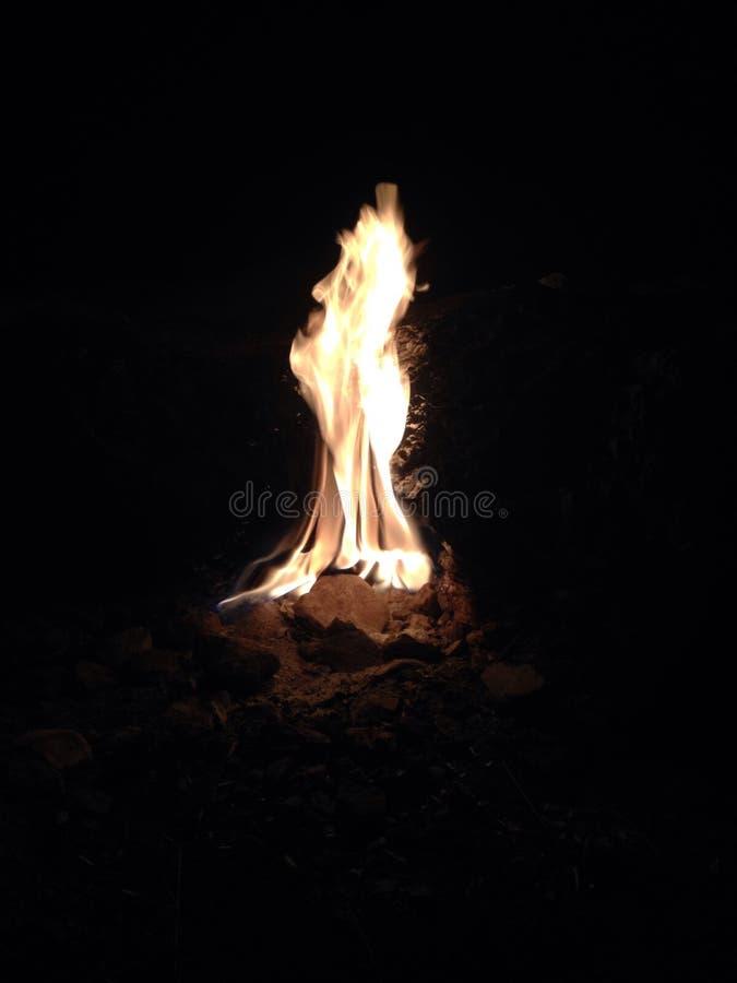 Φυσικά καίγοντας βράχοι chimaera υποστηριγμάτων στοκ φωτογραφία με δικαίωμα ελεύθερης χρήσης