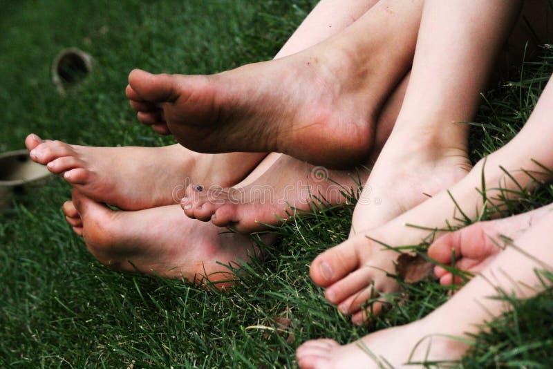 Φυσικά πόδια στοκ φωτογραφίες με δικαίωμα ελεύθερης χρήσης