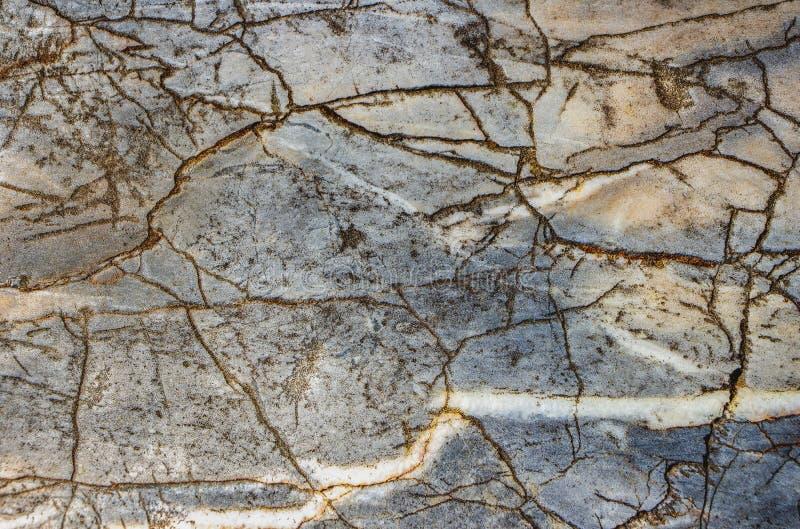 Φυσικές επιφάνειες από λεκέδες ή λωρίδες Υφή πέτρας και φόντο στοκ φωτογραφίες με δικαίωμα ελεύθερης χρήσης