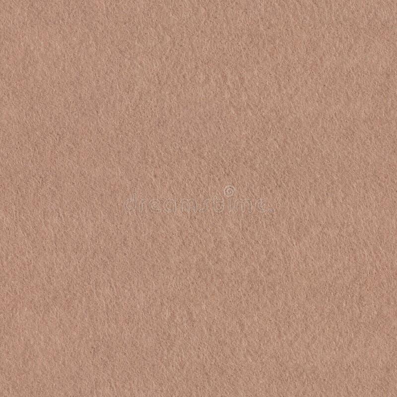 Φυσική ανοικτό καφέ αισθητή σύσταση Άνευ ραφής τετραγωνικό υπόβαθρο, Tj στοκ εικόνα με δικαίωμα ελεύθερης χρήσης
