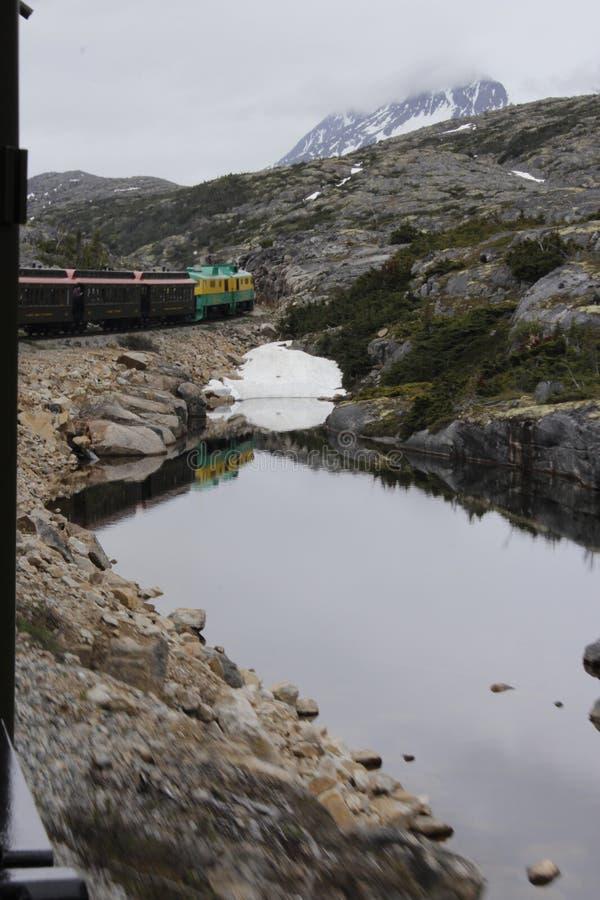 Φυσική Αλάσκα στοκ φωτογραφία με δικαίωμα ελεύθερης χρήσης