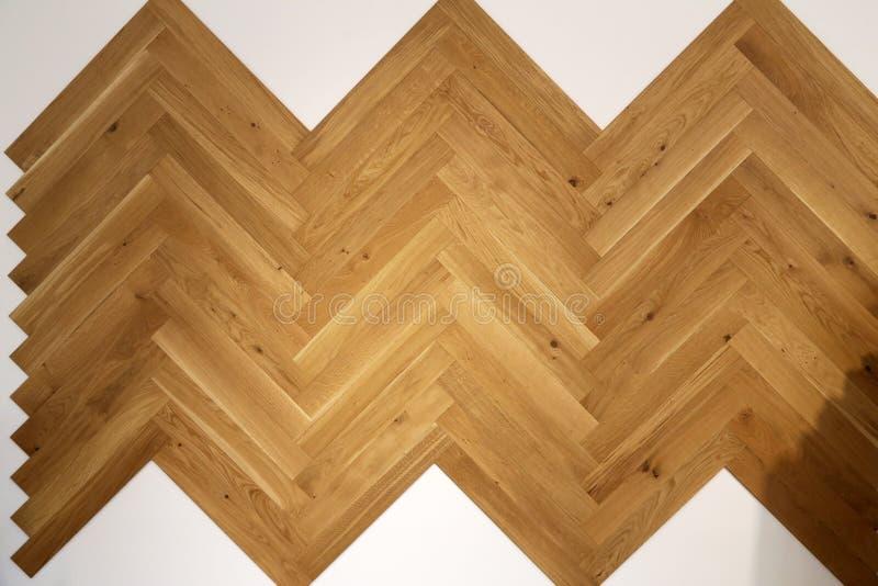 Φυσική ξύλινη εικόνα σύστασης υποβάθρου σχεδίων Parket στοκ εικόνες