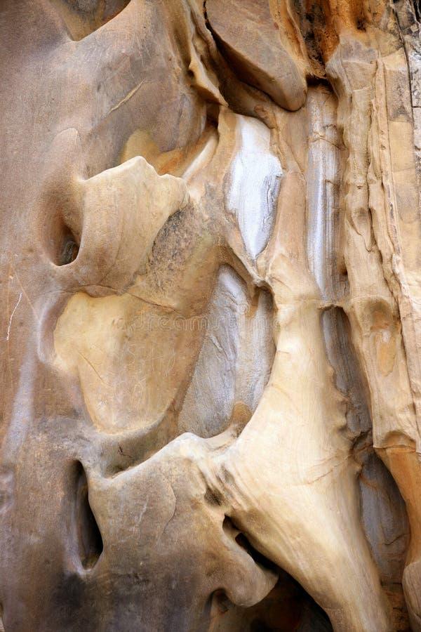 φυσική πέτρα μορφών ανασκόπη στοκ φωτογραφίες με δικαίωμα ελεύθερης χρήσης