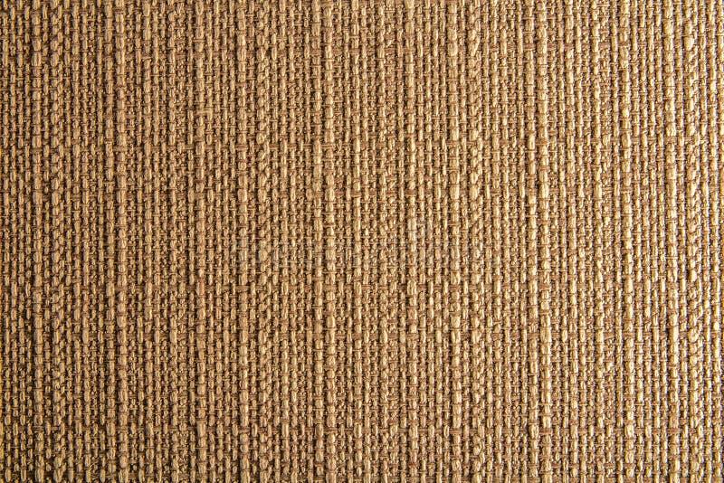 Φυσική σύσταση λινού υφάσματος για το σχέδιο, sackcloth κατασκευασμένο _ στοκ φωτογραφίες