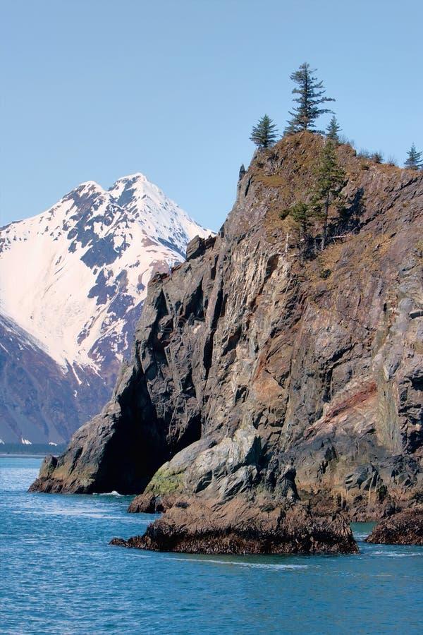 φυσική όψη της Αλάσκας στοκ εικόνες με δικαίωμα ελεύθερης χρήσης