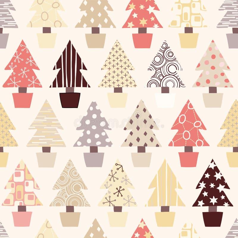 φυσικό δέντρο Χριστουγέννων ανασκόπησης στοκ εικόνες