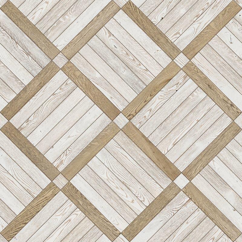 Φυσικό ξύλινο υπόβαθρο, grunge άνευ ραφής σύσταση σχεδίου δαπέδων παρκέ στοκ φωτογραφία με δικαίωμα ελεύθερης χρήσης