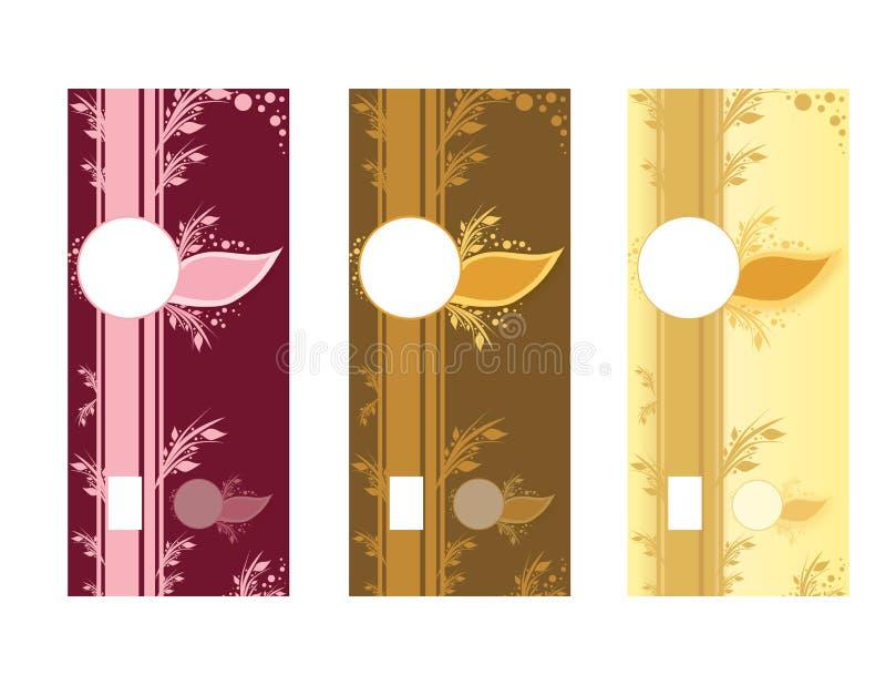 Φυσικό πρότυπο ετικετών σαπουνιών στοκ φωτογραφίες