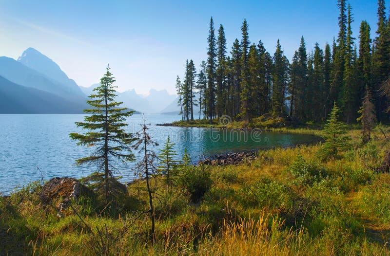 Φυσικό τοπίο αγριοτήτων στον Καναδά στοκ φωτογραφία με δικαίωμα ελεύθερης χρήσης