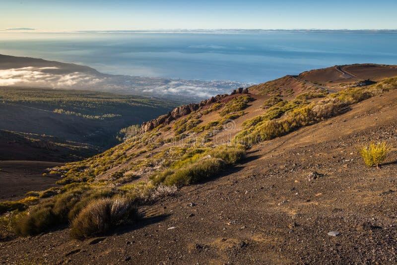 Φυσικό mountainside στοκ φωτογραφία με δικαίωμα ελεύθερης χρήσης