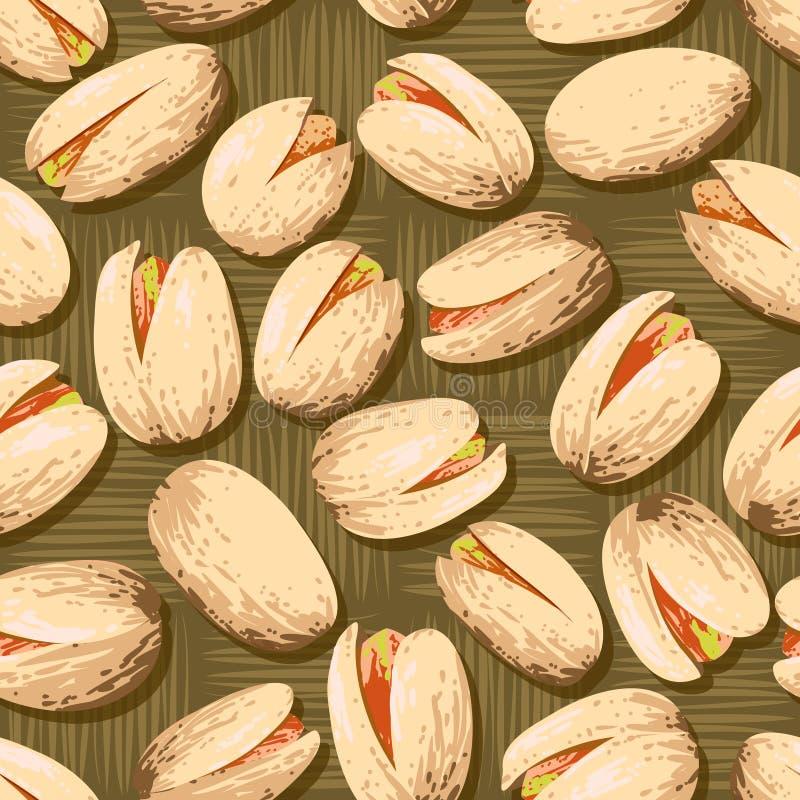 φυστίκι καρυδιών ελεύθερη απεικόνιση δικαιώματος