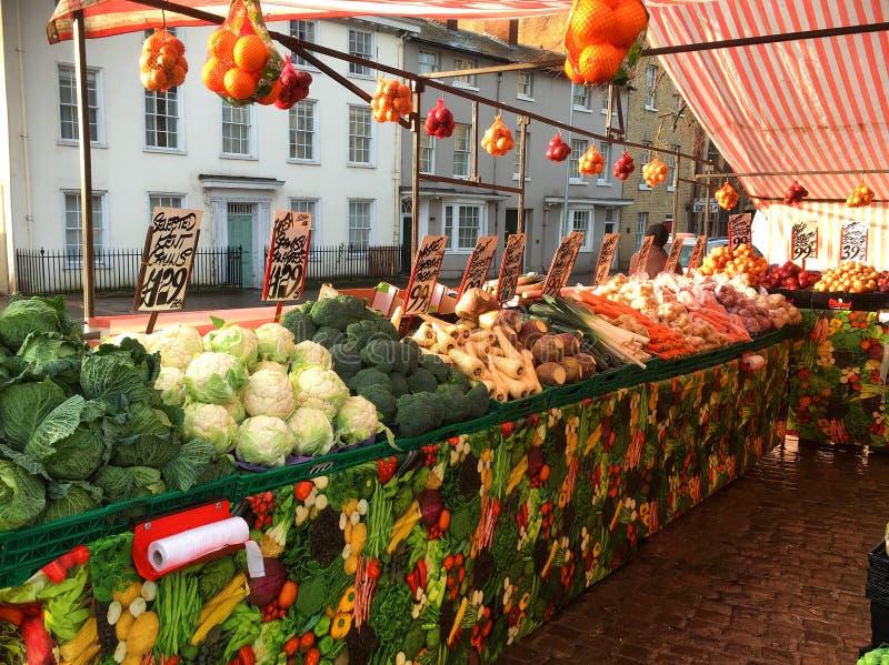 Φυτική αγορά αγροτών στοκ εικόνες