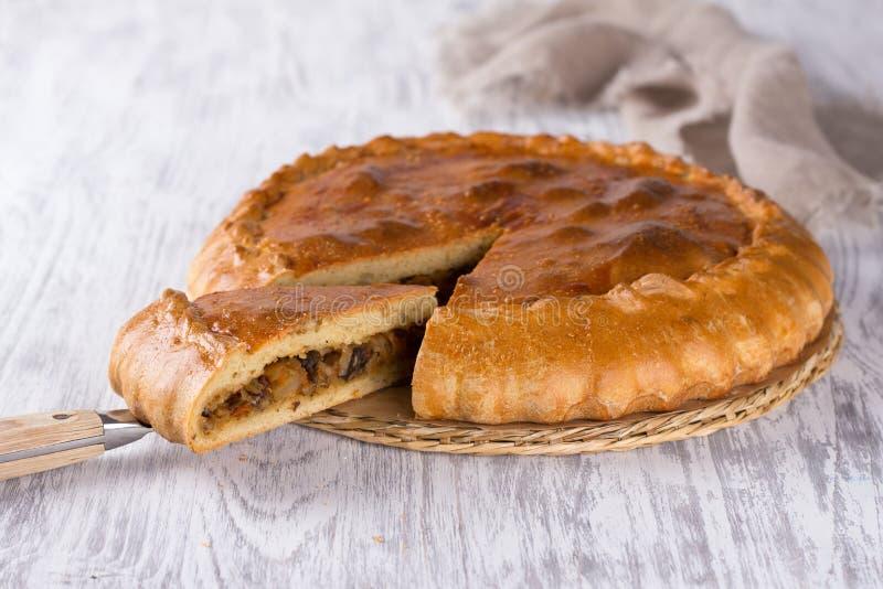 Φυτική πίτα στοκ φωτογραφίες με δικαίωμα ελεύθερης χρήσης
