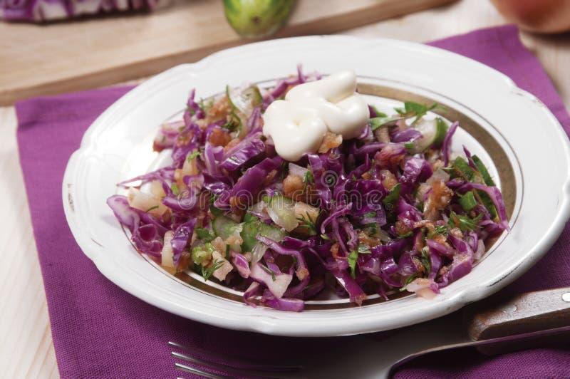 Φυτική σαλάτα στοκ φωτογραφίες με δικαίωμα ελεύθερης χρήσης