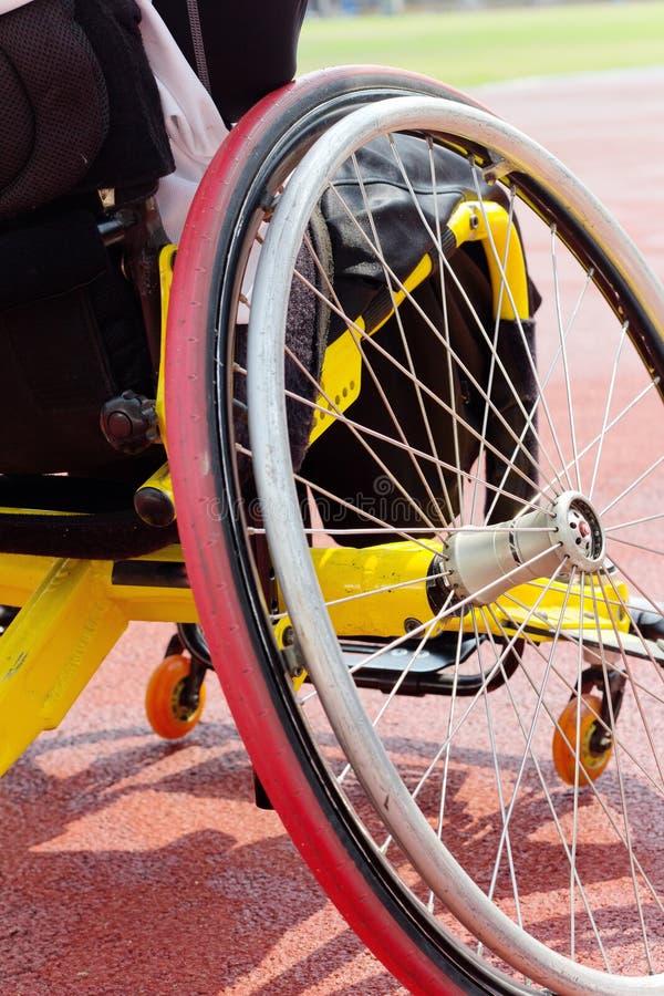 Φυλή αναπηρικών καρεκλών στοκ εικόνες