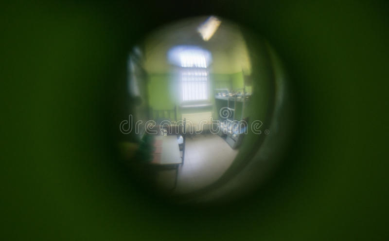φυλακή στοκ φωτογραφία