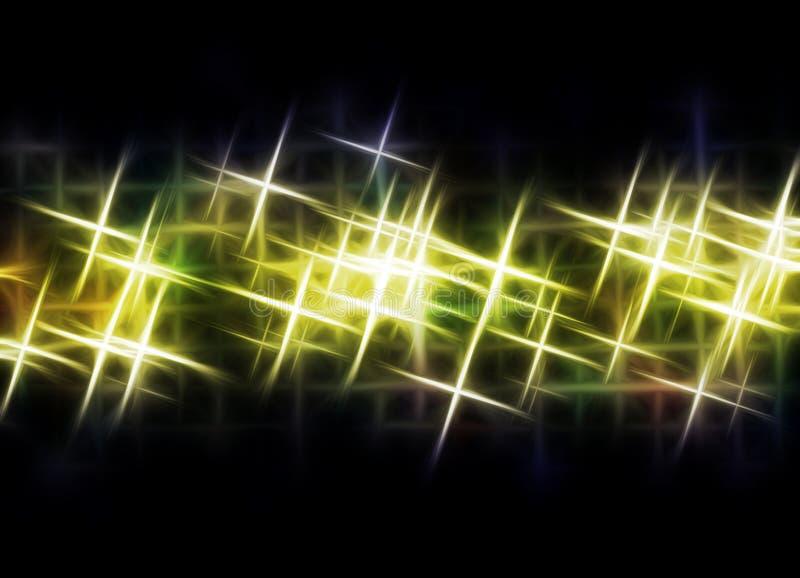 φως ακτίνων διανυσματική απεικόνιση