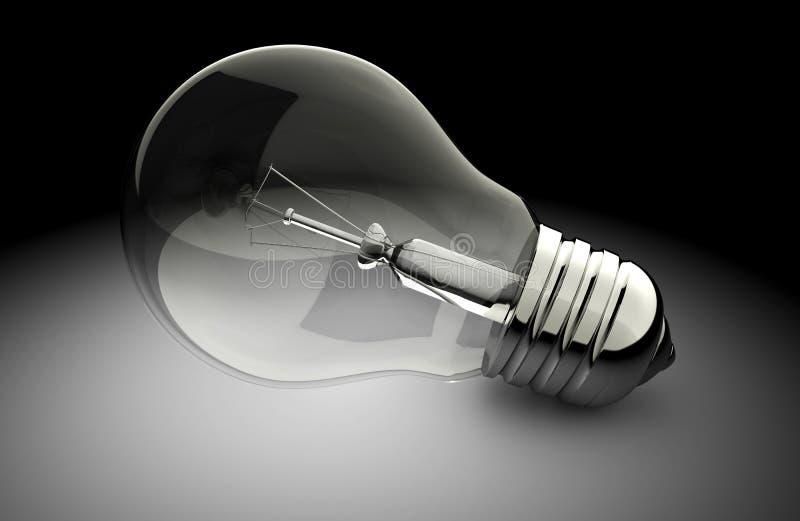 φως βολβών διανυσματική απεικόνιση