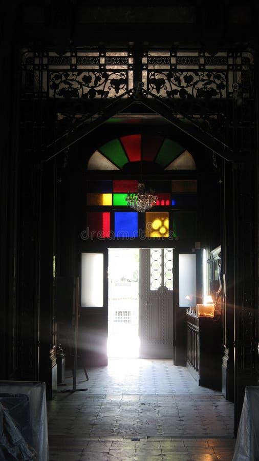 Φως εκκλησιών στοκ εικόνες