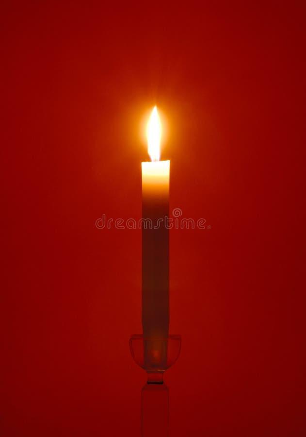 φως ιστιοφόρου ενιαίο στοκ εικόνες