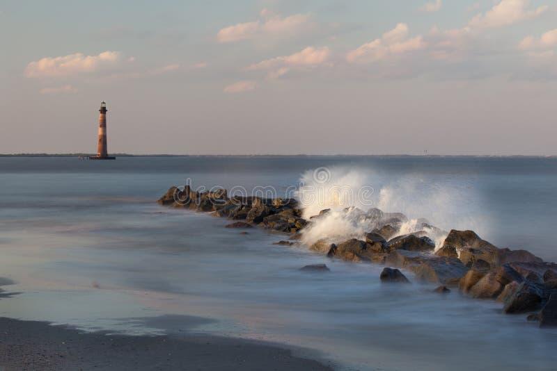 Φως νησιών Morris στοκ φωτογραφίες με δικαίωμα ελεύθερης χρήσης
