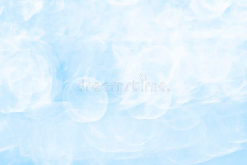 Φως που θολώνεται μπλε στοκ φωτογραφίες με δικαίωμα ελεύθερης χρήσης