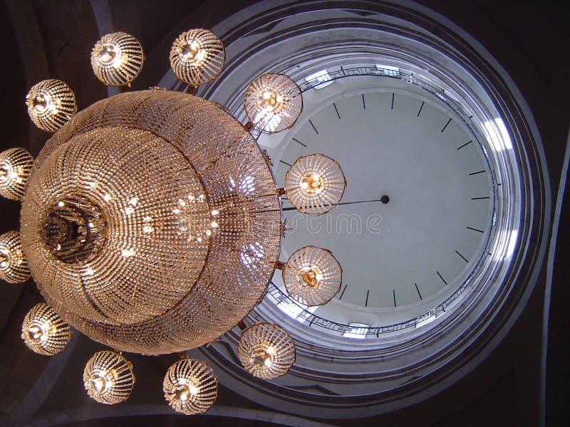 φως ρολογιών στοκ εικόνα με δικαίωμα ελεύθερης χρήσης
