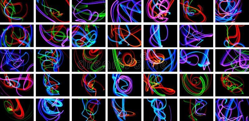 φως συλλογής θαμπάδων ελεύθερη απεικόνιση δικαιώματος