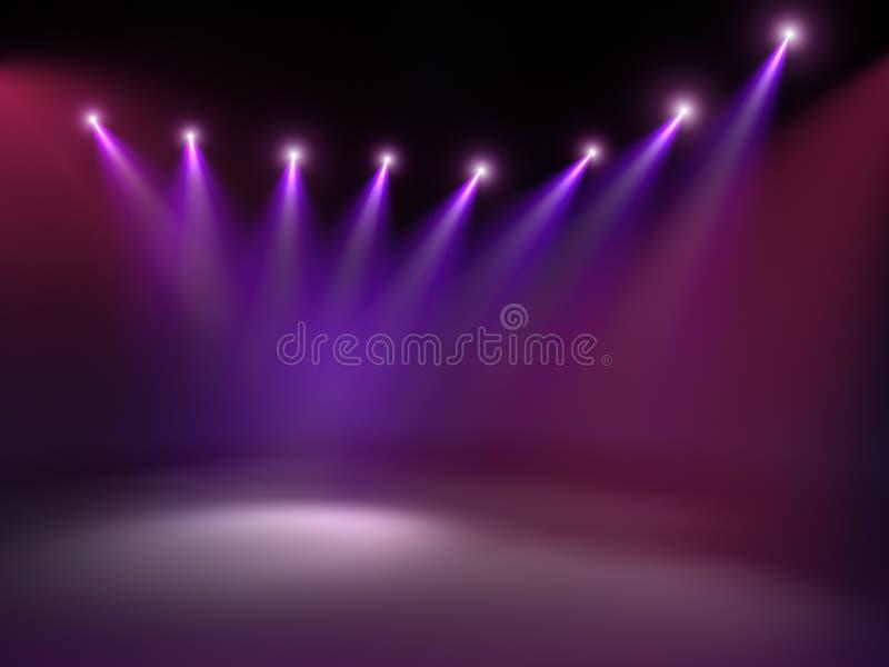 φως συναυλίας ελεύθερη απεικόνιση δικαιώματος