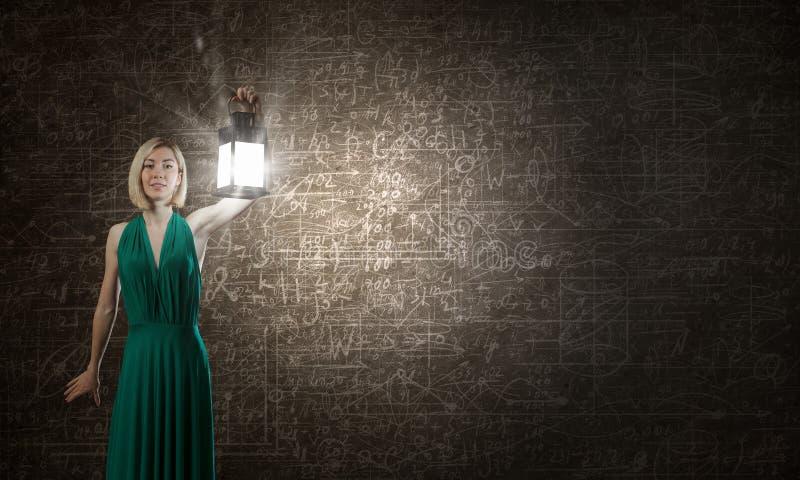 Φως της εκπαίδευσης στοκ εικόνες