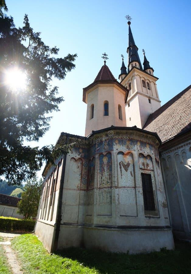 φως του ήλιου εκκλησιών στοκ φωτογραφίες