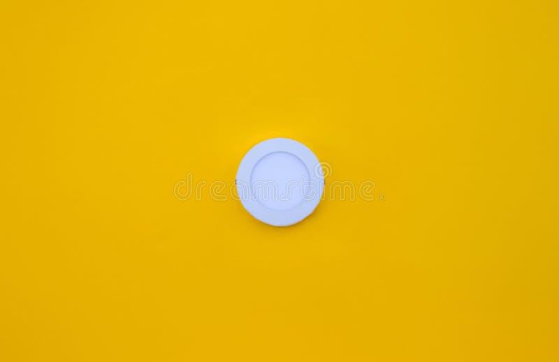 Φως των άσπρων οδηγήσεων στοκ εικόνες με δικαίωμα ελεύθερης χρήσης