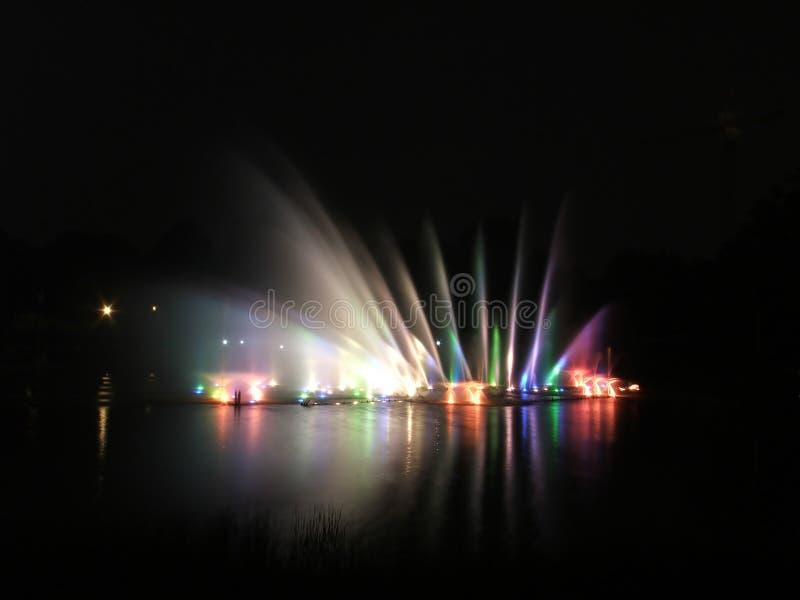 φως 6 συναυλίας στοκ φωτογραφία με δικαίωμα ελεύθερης χρήσης