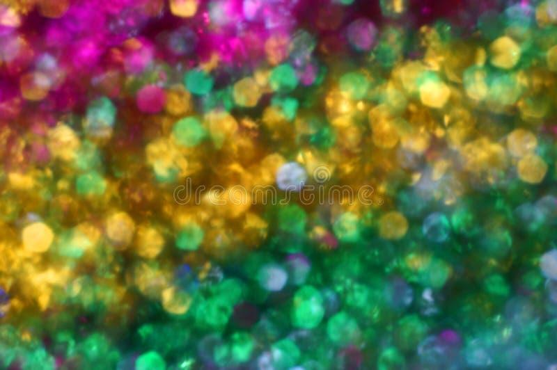 Φωτεινά πολύχρωμα σημεία ως αφηρημένο υπόβαθρο στοκ φωτογραφία με δικαίωμα ελεύθερης χρήσης