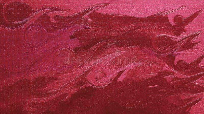 Φωτεινή βαμμένη τέχνη έγγραφο κατασκευασμένο Ξηρά κτυπήματα μελανιού βρώμικος κατασκευασμένος ανασκόπησης έγγραφο αγροτικό Παχιά  ελεύθερη απεικόνιση δικαιώματος