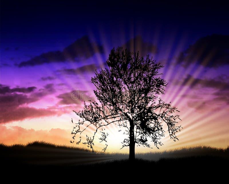 φωτεινή πανσέληνος στοκ εικόνες με δικαίωμα ελεύθερης χρήσης
